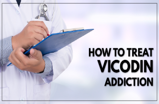 How to treat Vicodin addiction