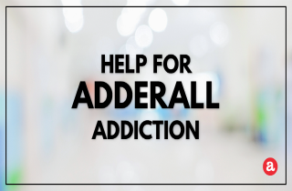 Help for Adderall addiction