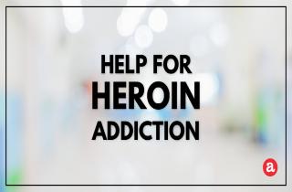 Help for heroin addiction