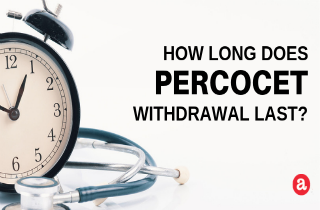 How long does Percocet withdrawal last?