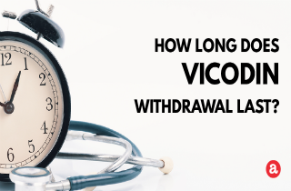How long does Vicodin withdrawal last?