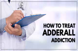 How to treat Adderall addiction