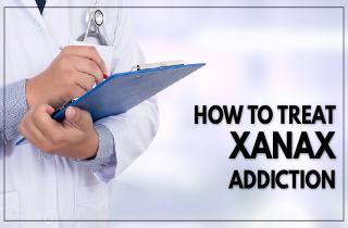 How to treat Xanax addiction