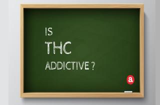 Is THC addictive?