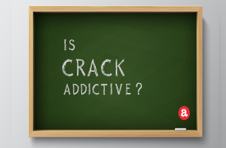 Is crack addictive?