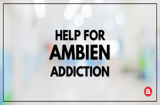 Help for Ambien addiction