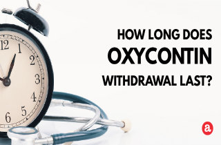 How long does Oxycontin withdrawal last?