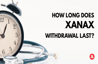 How long does Xanax withdrawal last?