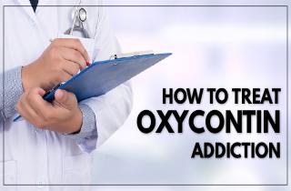 How to treat OxyContin addiction