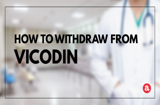 How to withdraw from Vicodin