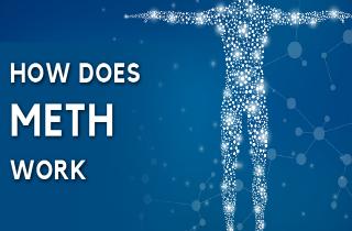 How does meth work?