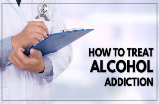 How to Treat Alcohol Addiction