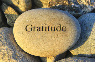 Addiction recovery: How can I express my gratitude?
