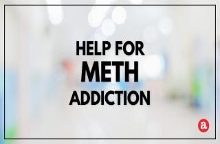 Help for meth addiction