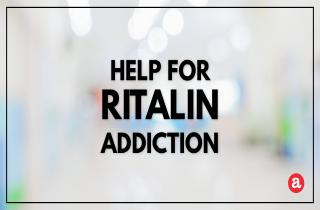 Help for Ritalin addiction