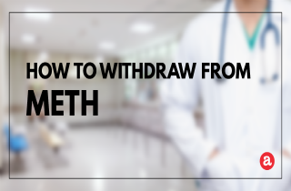 How to withdraw from meth