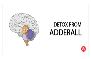 Detox from Adderall