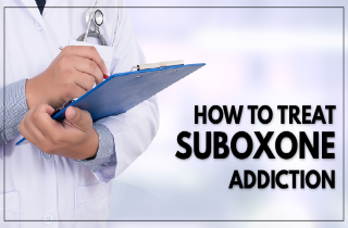 How to Treat Suboxone Addiction