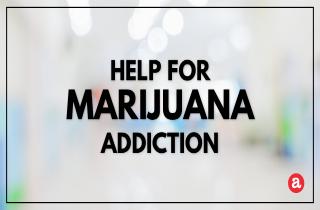Help for marijuana addiction