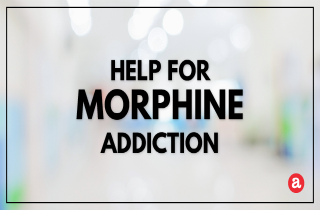 Help for morphine addiction