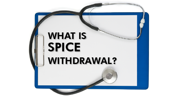 What is Spice withdrawal?