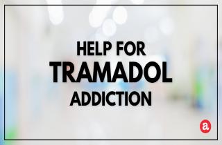 Help for tramadol addiction