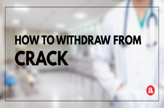 How to withdraw from crack