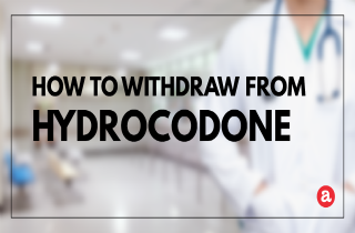 How to withdraw from hydrocodone