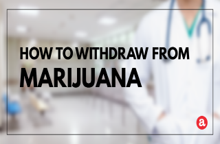 How to withdraw from marijuana