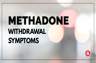 What are methadone withdrawal symptoms?