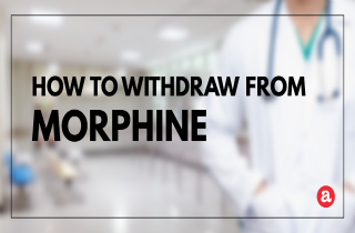 How to withdraw from morphine