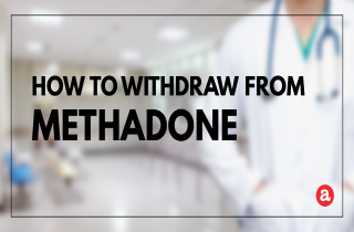 How to withdraw from methadone