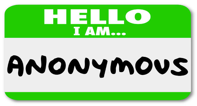 Is the anonymity of A.A. outdated?