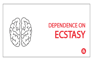 Dependence on ecstasy
