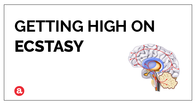 Can you get high on ecstasy?