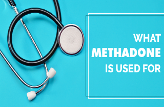 What is methadone used for?