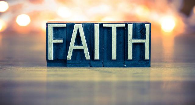Having faith in recovery