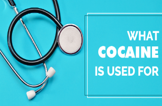 What is cocaine used for?