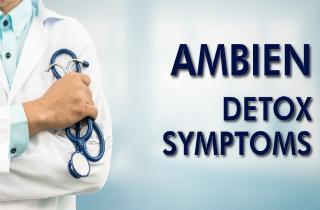 Ambien detox symptoms