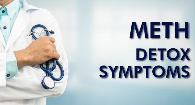 Crystal meth detox symptoms