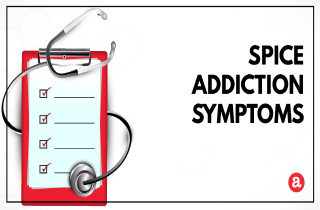 Signs and symptoms of Spice addiction