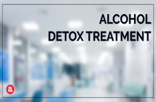 Alcohol detox treatment