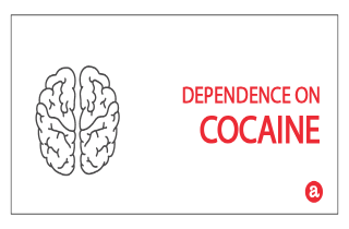 Dependence on cocaine
