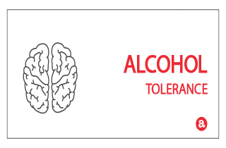 Tolerance to alcohol