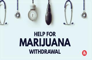 Help for marijuana withdrawal