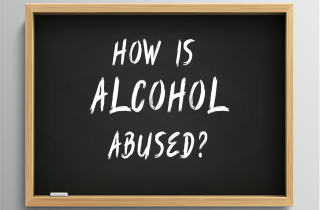How is alcohol abused?