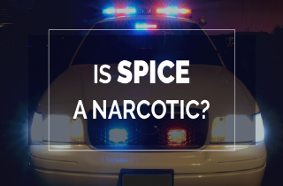 Is Spice a narcotic?