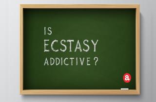 Is ecstasy addictive?