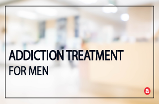 Addiction treatment for men