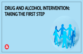 Drug and alcohol intervention: Taking the first step